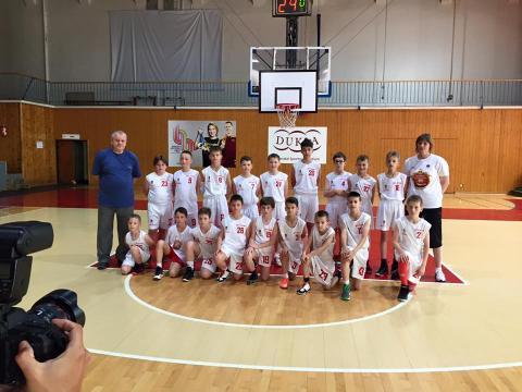 ŠKP Banská Bystrica, 2.miesto na M SR U 11 v sezóne 2015/2016.